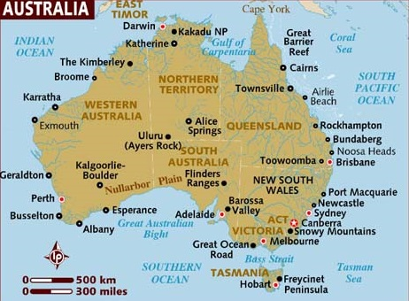 map_of_australia new